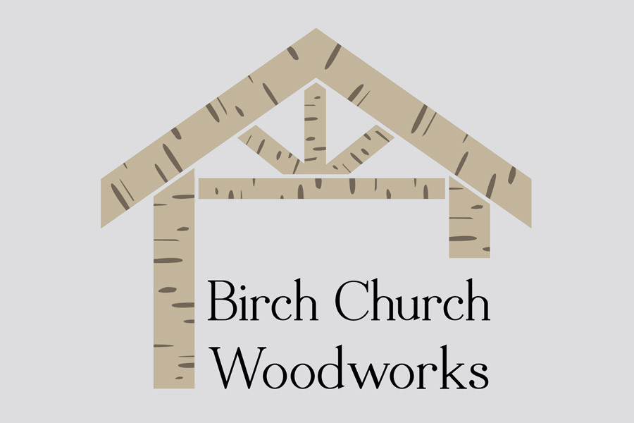 Birch Church Woodworks Logo